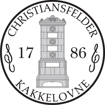 Logo for Christiansfelder Kakkelovne